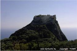 Korfu - Angelokastro